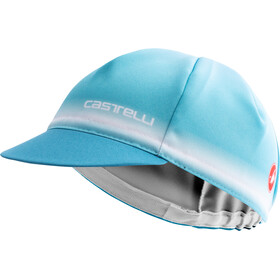 Castelli Gradient Cappello Donna, blu